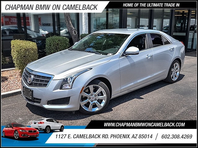 2013 Cadillac ATS 20T 30459 miles 60238522861127 E Camelback Rd Chapman Value center on Ca