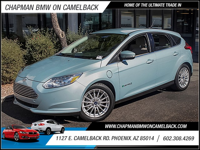 2013 Ford Focus Electric 34081 miles 60238522861127 E Camelback Rd Chapman Value center on