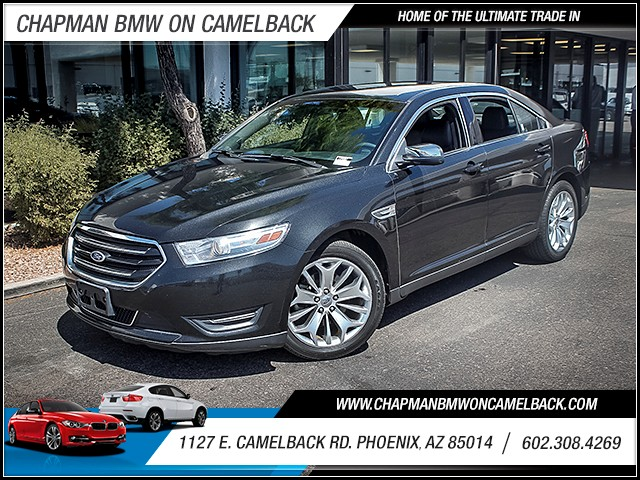 2014 Ford Taurus Limited 41559 miles 60238522861127 E Camelback Rd Chapman Value center on