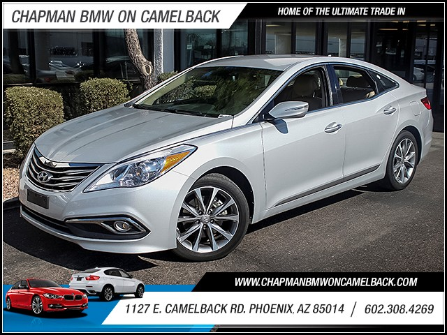 2015 Hyundai Azera 35444 miles 60238522861127 E Camelback Rd Chapman Value center on Camelb