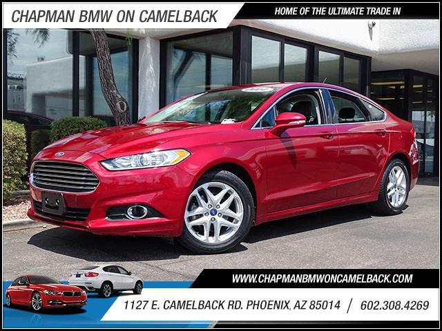 2014 Ford Fusion SE 35679 miles 60238522861127 E Camelback Rd Chapman Value center on Camel