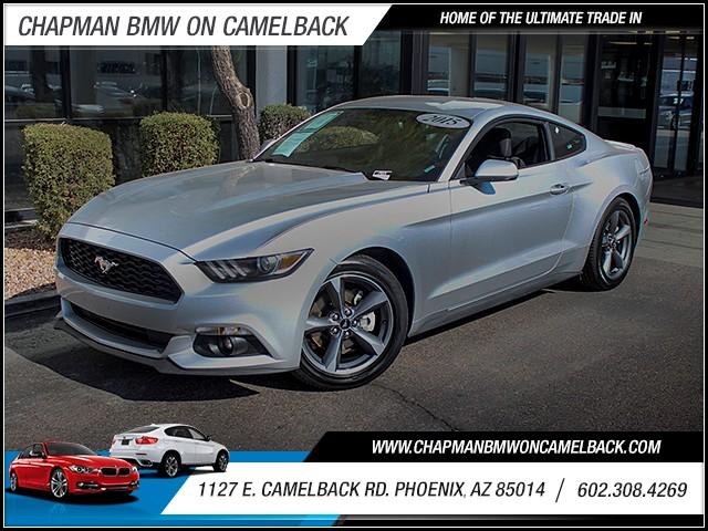 2015 Ford Mustang 26899 miles 60238522861127 E Camelback Rd Chapman Value center on Camelba