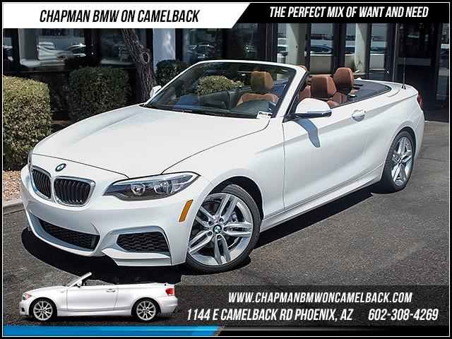2016 BMW 2-Series 228i Conv PremMspt Pkg 3744 miles 1144 E Camelback Rd 6023852286Drive f