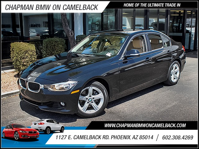 2013 BMW 3-Series Sdn 328i 46567 miles 1144 E Camelback Rd 6023852286Drive for a cure Even