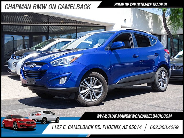 2015 Hyundai Tucson SE 39020 miles 60238522861127 E Camelback Rd Chapman Value center on Ca