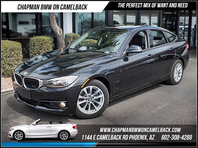 2015 BMW 3-Series Gt 328i xDrive Gran Turismo 3408 miles Cold Weather Package Premium Package S