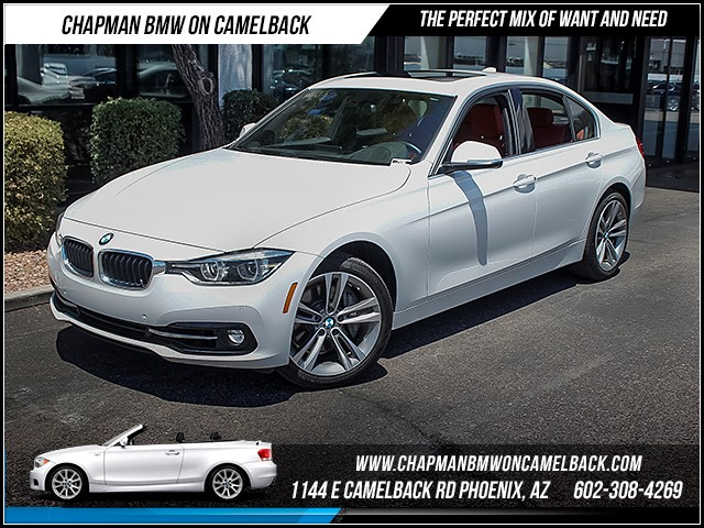 2016 BMW 3-Series Sdn 340i 10631 miles Sport Package Cold Weather Package Driver Assistance Pac
