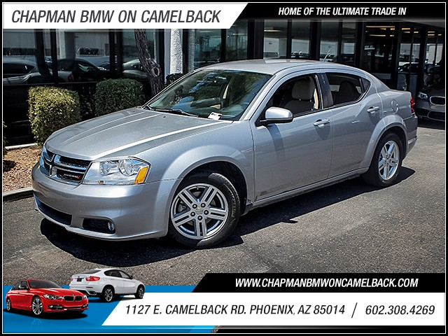 2014 Dodge Avenger SXT 51117 miles 60238522861127 E Camelback Rd Chapman Value center on Ca