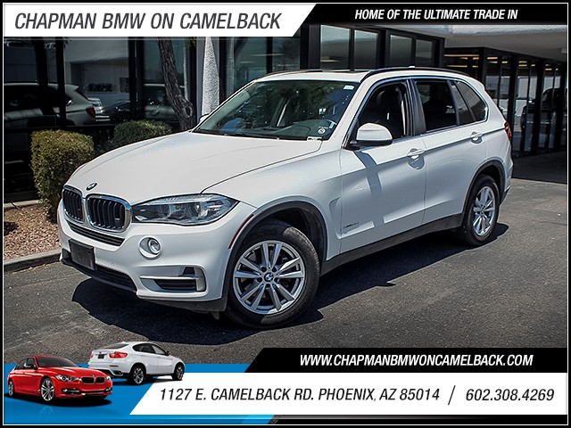 2015 BMW X5 xDrive35i 34442 miles Heated front seats Rear view camera Satellite communications