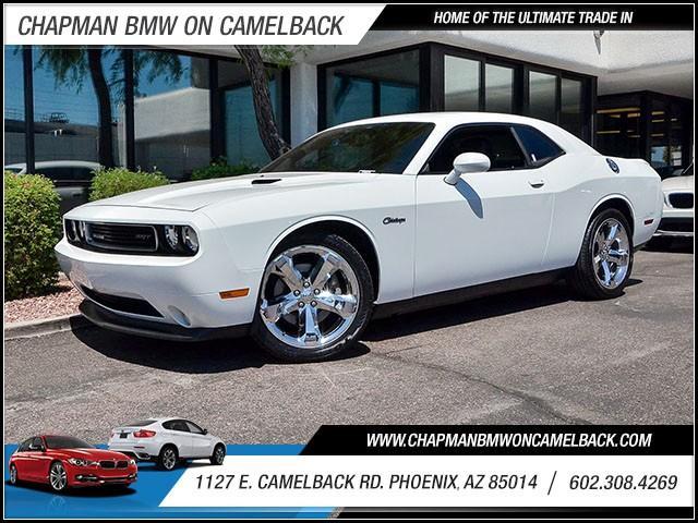 2012 Dodge Challenger SXT Plus 42310 miles 60238522861127 E Camelback Rd Chapman Value cent