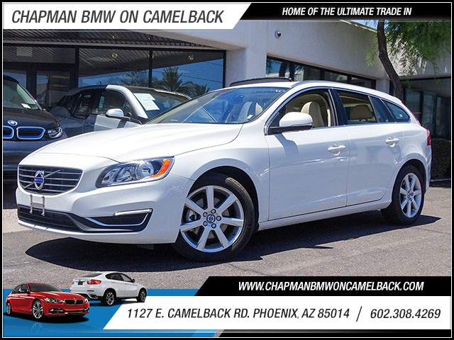 2016 Volvo V60 T5 Drive-E Premier 13644 miles Wireless data link Bluetooth Wifi hotspot Satelli