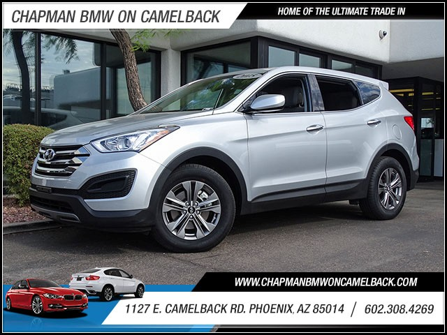 2015 Hyundai Santa Fe Sport 24L 33213 miles Wireless data link Bluetooth Cruise control Power