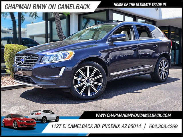 2016 Volvo XC60 T5 Drive-E Premier 14764 miles Wireless data link Bluetooth Wifi hotspot Satell