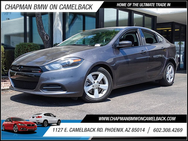 2016 Dodge Dart SXT 12929 miles Wireless data link Bluetooth Cruise control Anti-theft system