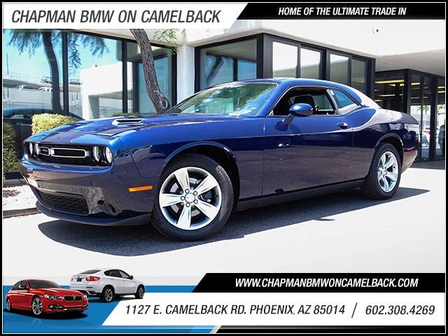 2015 Dodge Challenger SXT 33154 miles 60238522861127 E Camelback Rd Chapman Value center on