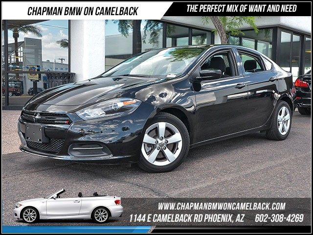 2015 Dodge Dart SXT 42547 miles Wireless data link Bluetooth Cruise control Anti-theft system