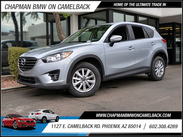 2016 Mazda CX-5 Touring 35946 miles Electronic messaging assistance with read function Wireless
