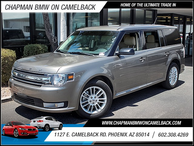 2013 Ford Flex SEL 35853 miles Phone hands free Phone voice activated Wireless data link Blueto