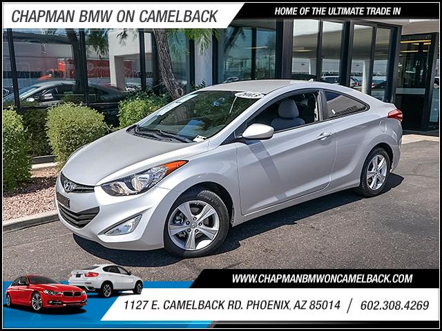 2013 Hyundai Elantra Coupe GS 44051 miles 60238522861127 E Camelback Rd Chapman Value cente