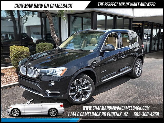 2015 BMW X3 xDrive35i 1199 miles xLine Cold Weather Package Driver Assistance Package Driver A