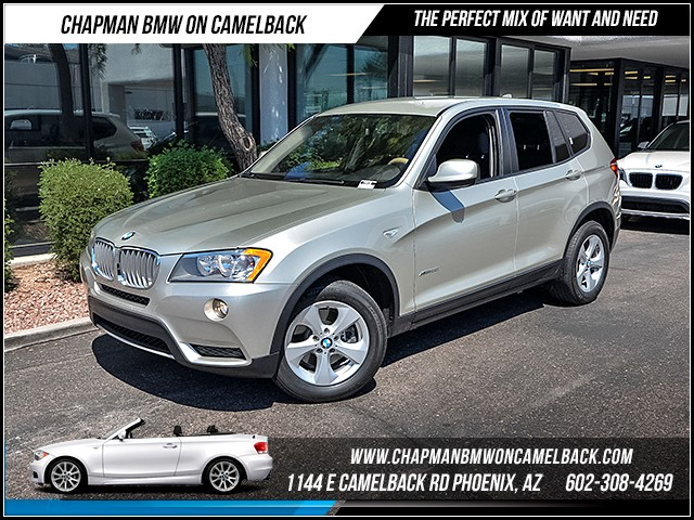 2012 BMW X3 xDrive28i Nav 49664 miles 1144 E Camelback Rd 6023852286Drive for a cure Event