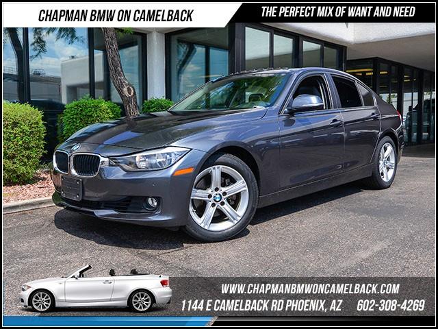 2014 BMW 3-Series Sdn 328i Prem Driver Assist 45535 miles 1144 E Camelback Rd 6023852286Dr