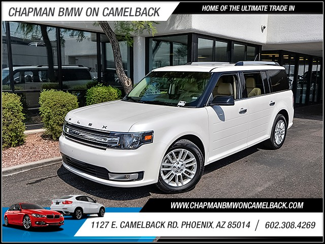 2015 Ford Flex SEL 33047 miles 60238522861127 E Camelback Rd Chapman Value center on Camelb