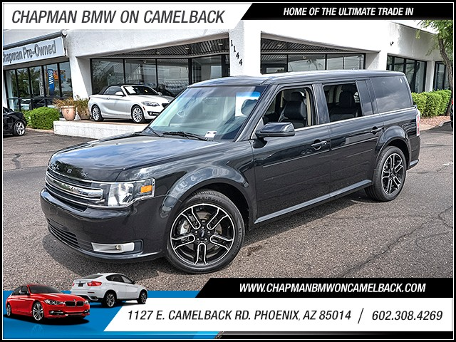 2014 Ford Flex SEL 33153 miles 60238522861127 E Camelback Rd Chapman Value center on Camelb