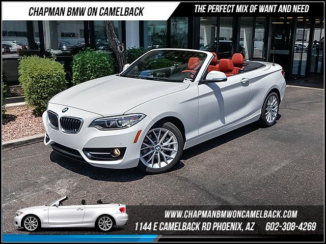 2016 BMW 2-Series Conv 228i SportPrem Pkg 4712 miles 1144 E Camelback Rd 6023852286Drive