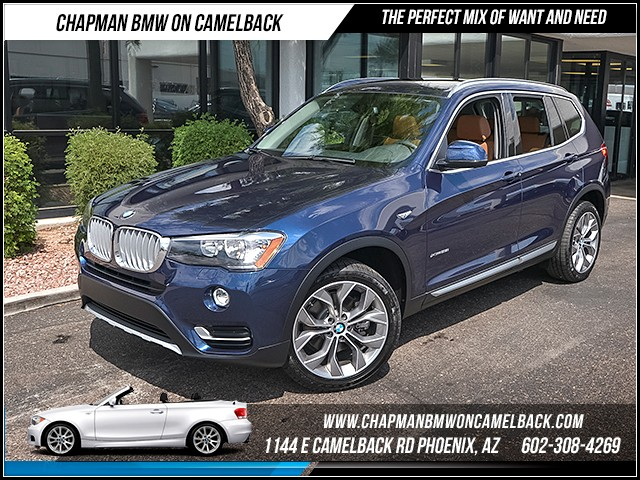 2016 BMW X3 xDrive28i Xline 6144 miles 1144 E Camelback Rd 6023852286Drive for a cure Even