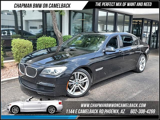 2013 BMW 7-Series 740Li Mspt Pkg Nav 29790 miles 1144 E Camelback Rd 6023852286Drive for a