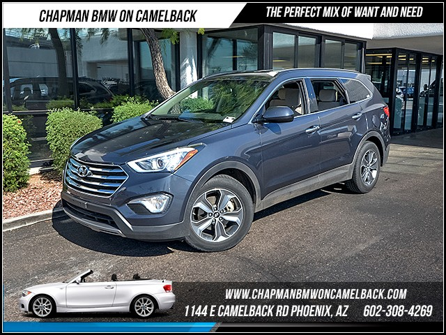2015 Hyundai Santa Fe GLS 45953 miles 60238522861127 E Camelback Rd Chapman Value center on