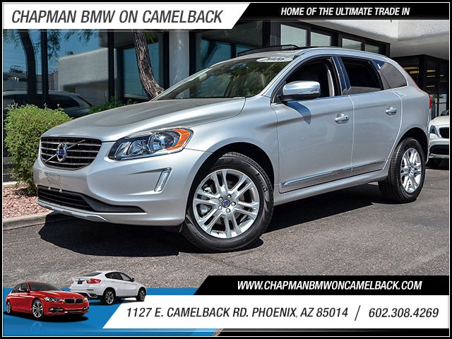 2016 Volvo XC60 T5 Drive-E Premier 16388 miles 60238522861127 E Camelback Rd Chapman Value