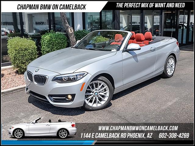 2016 BMW 2-Series Conv 228i SportPrem Pkg 10734 miles 1144 E Camelback Rd 6023852286Drive