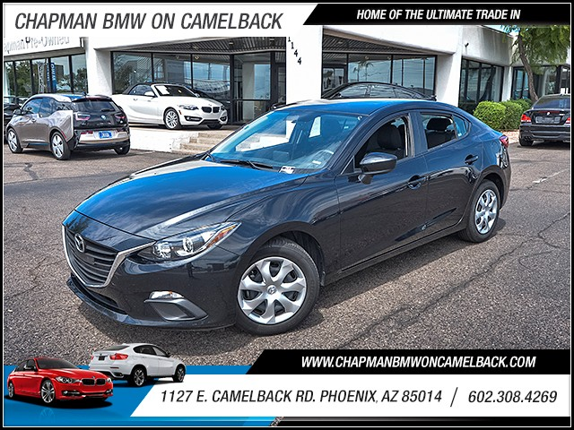 2015 Mazda Mazda3 i Sport 40703 miles 60238522861127 E Camelback Rd Chapman Value center on