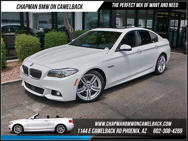 2014 BMW 5-Series 535i M Spt Prem Driver Assist Na 40060 miles 1144 E Camelback Rd 602385228