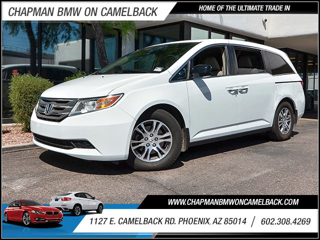 2012 Honda Odyssey EX 60422 miles 6023852286 1127 E Camelback Rd Chapman Value center on Ca