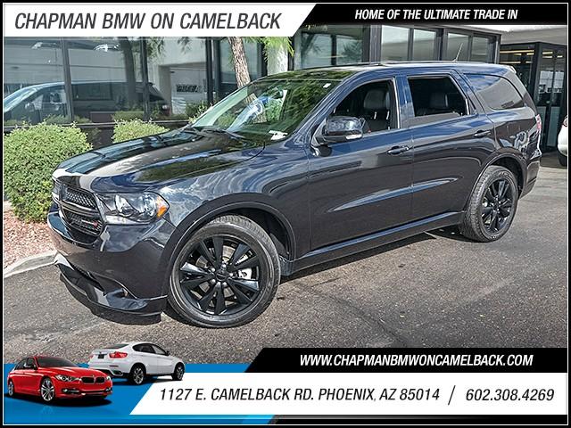 2013 Dodge Durango RT 49228 miles 6023852286 1127 E Camelback Rd Chapman Value center on C
