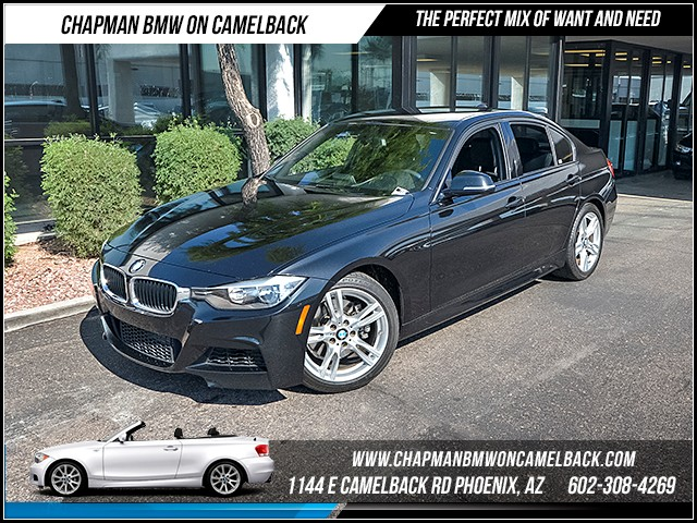 2013 BMW 3-Series Sdn 328i 31916 miles 1144 E Camelback Rd 6023852286 Certified Pre Owned