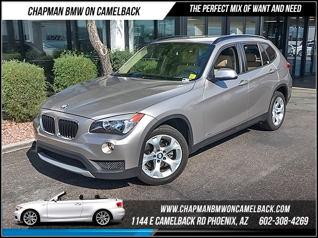 2014 BMW X1 sDrive28i 35990 miles 1144 E Camelback Rd 6023852286 Certified Pre Owned Fall