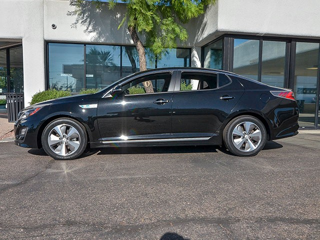 used 2014 kia optima hybrid ex for sale stock p9519 chapman bmw on camelback. Black Bedroom Furniture Sets. Home Design Ideas