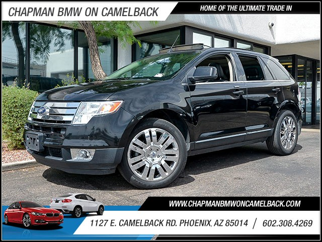 2008 Ford Edge Limited 108768 miles 6023852286 1127 E Camelback Rd Chapman Value center on