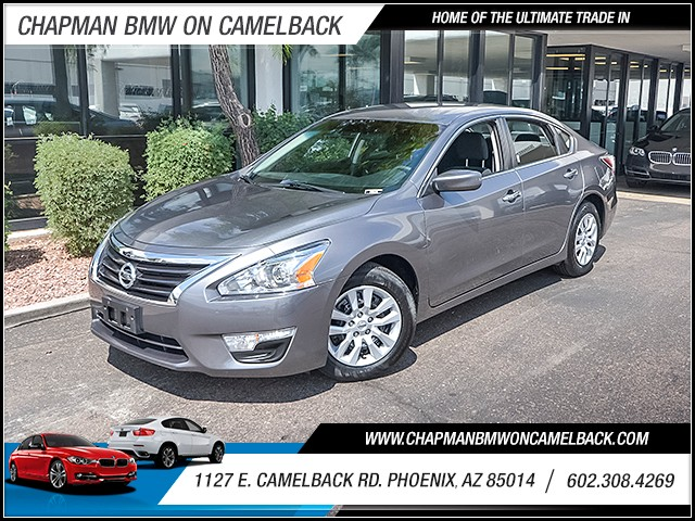 2015 Nissan Altima 25 S 38339 miles 6023852286 1127 E Camelback Rd Chapman Value center on