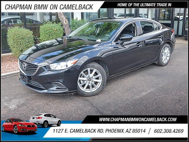 2016 Mazda MAZDA6 i Sport 39382 miles 6023852286 1127 E Camelback Rd Chapman Value center o