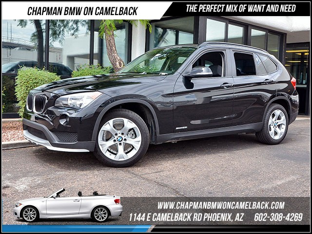 2015 BMW X1 sDrive28i 12580 miles Certified Black Friday Sales Event Exclusively at 1144 E Camel
