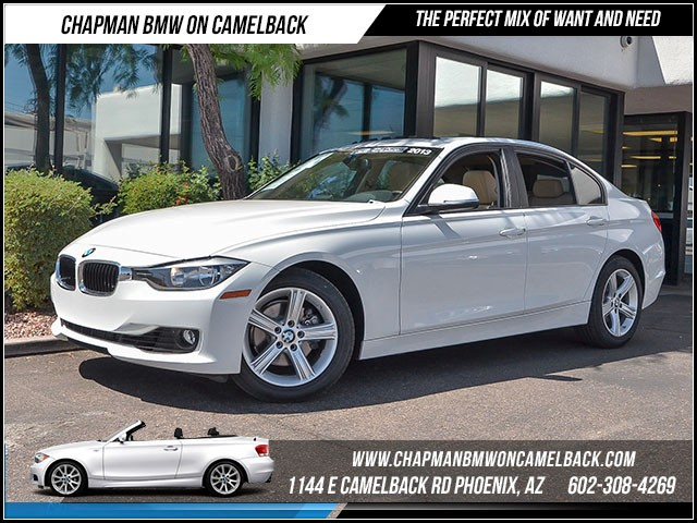 2013 BMW 3-Series Sdn 328i 33661 miles 1144 E Camelback Rd 6023852286 Certified Pre Owned