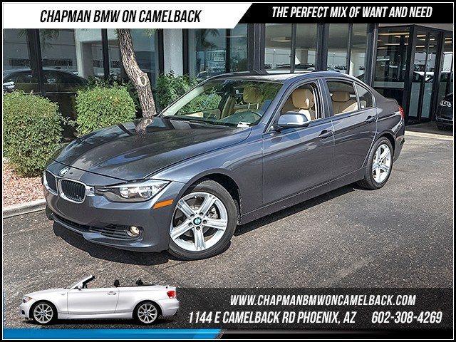 2013 BMW 3-Series Sdn 328i 36024 miles 1144 E Camelback Rd 6023852286 Certified Pre Owned