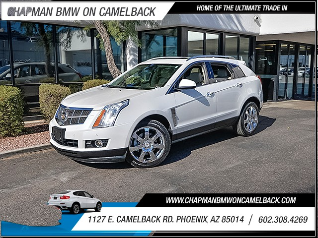 2010 Cadillac SRX Performance Collection 55364 miles Satellite communications OnStar Wireless da