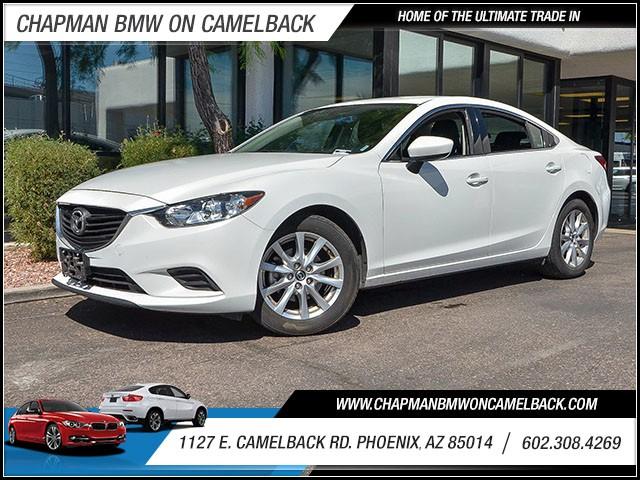 2016 Mazda MAZDA6 i Sport 40427 miles 6023852286 1127 E Camelback Rd Chapman Value center o