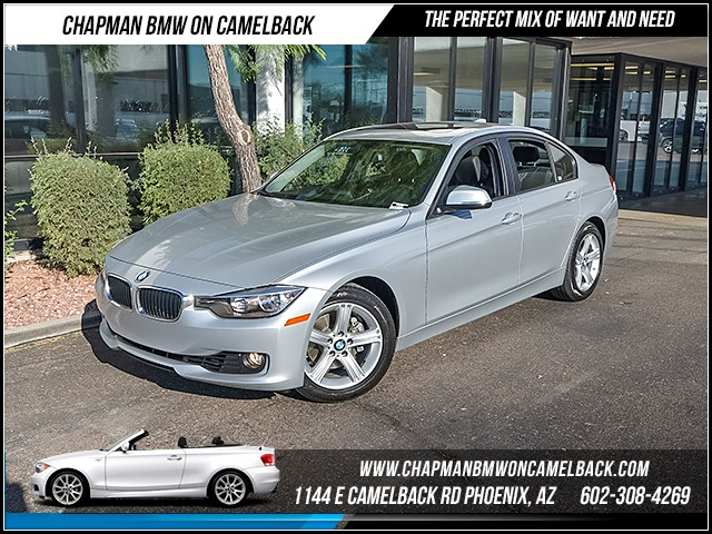 2013 BMW 3-Series Sdn 328i 23563 miles Phone hands free Satellite communications BMW Assist Wir